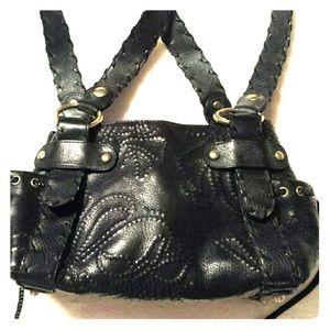 Kooba Sienna Leather Handbag